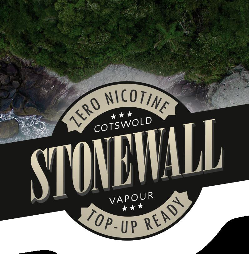 Cotswold Vapour Stonewall E Liquid _Cire