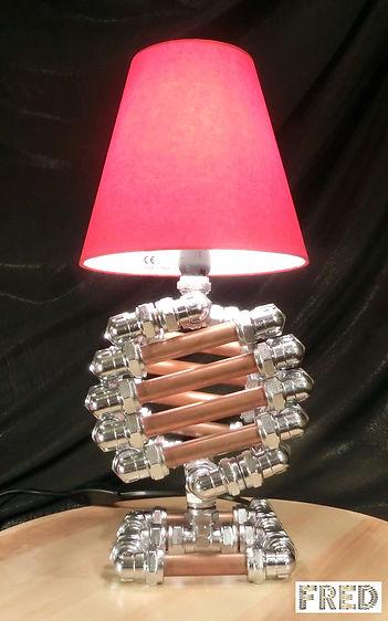 Sunset Lamp, Lux Vortex, Light Art, Sculpture, Chandelier, Lighting