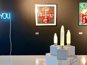Go Gallery - Crystal Light Bulb