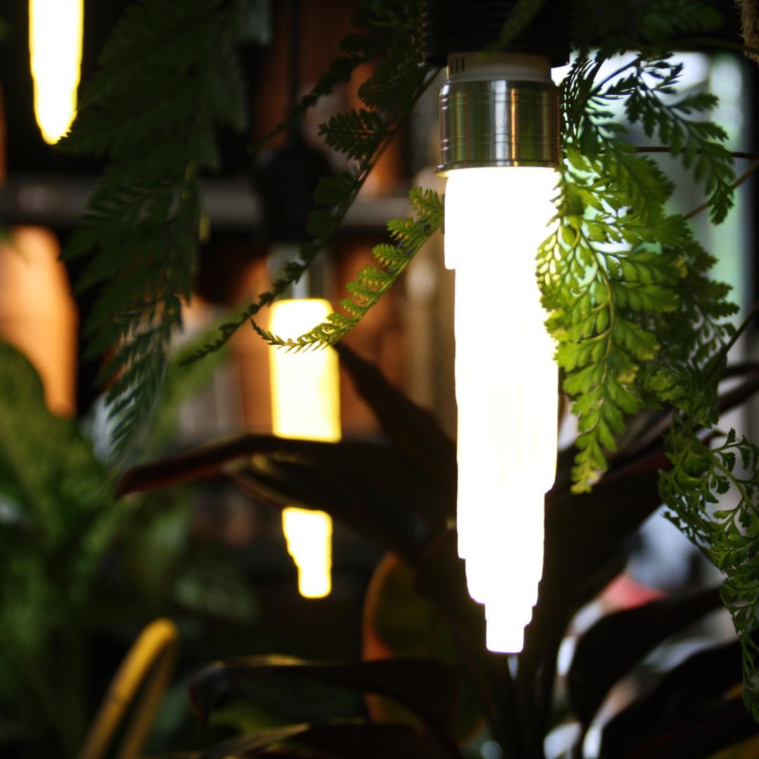 crystallo - Crystal Light Bulb - Lux Vor