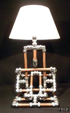 Transit Lamp, Lux Vortex, Light Art, Sculpture, Chandelier, Lighting