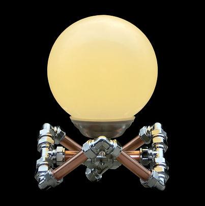 Dandelion, Lux Vortex, Light Art, Sculpture, Chandelier, Lighting