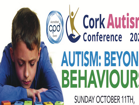 Update: Cork Autism Online Conference