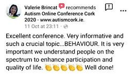 Autism Behaviour