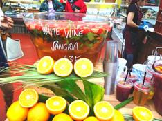 Cocktail O'Clock: White Sangria