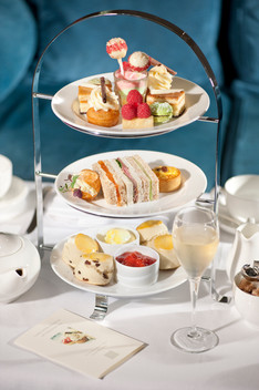 Afternoon Tea at Lancaster London, Hyde Park