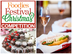 WIN! Tickets to Foodies Festival Christmas