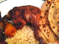 Hell's Kitchen: Duck Tikka