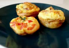 Skinny Mini Egg 'Muffins'