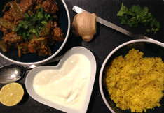 Easy Coconutty Beef Curry