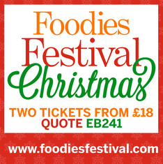 Foodies Festival: Ticket Offer
