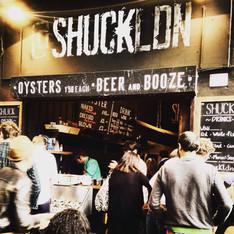 Shuck, Borough Market