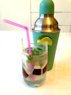 Cocktail O'Clock: Coconut Mojito