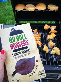 The 'No Bull' Burger