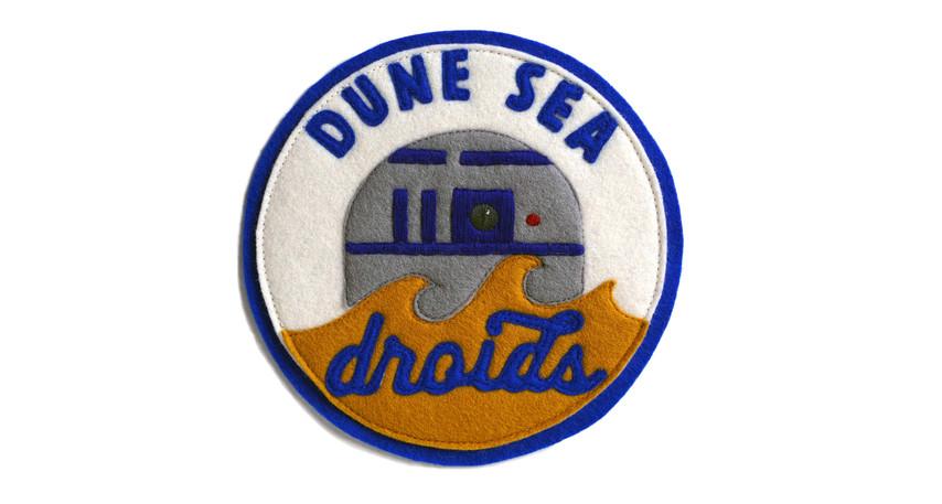 Dune Sea Droids