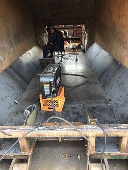 NTC compactor maintenance