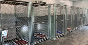 KENNEL CONSTRUCTION