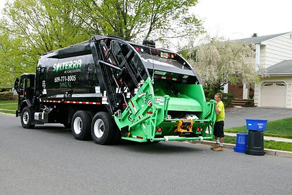 Solterra Recycling Solutions residential pickup