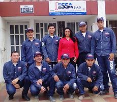 JESSA S.A.S. Empresa especializada en Impermeabilizaciones, Aislamiento Térmico y Control de Corrosión