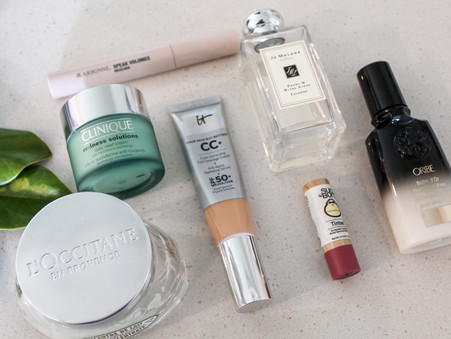 Friday Faves: Spring Skin and Hair Products