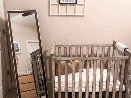 Sweet Dreams with Delta Children's Mini Crib