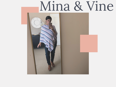 The Scarf with Endless Possibilities from Mina & Vine