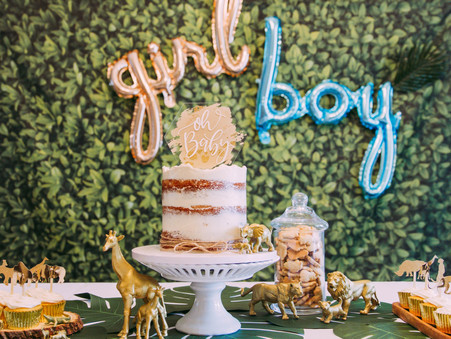 Gender Reveal ft. Safari Ltd.