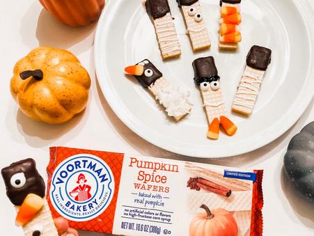 Fall Cookie Fun with Voortman Cookies