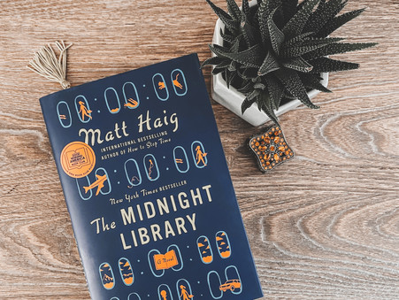 Virtual Book Club: The Midnight Library