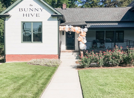 The Bunny Hive - A Place for Mom & Baby in Atlanta!