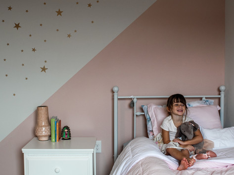Stars, Fairies and Lots of Pink