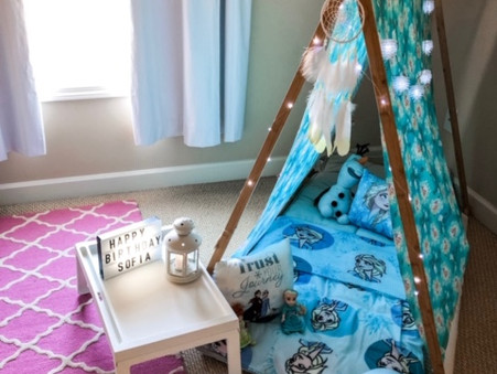 Frozen Fun with Sleepovers & Co!