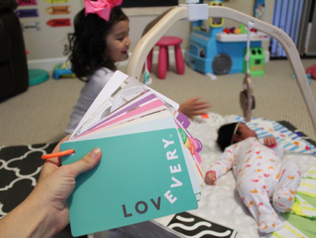 Early Learning with Lovevery