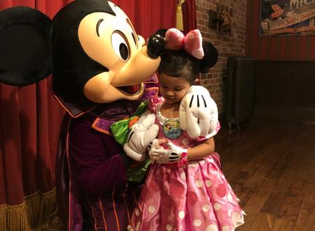 Holiday Travel | Mickey's Not So Scary Halloween Experience