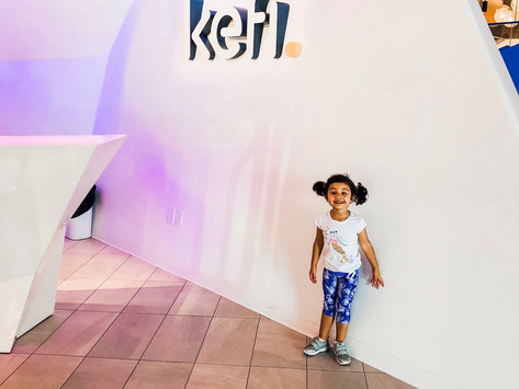 Our Family Play Experience at Kefi