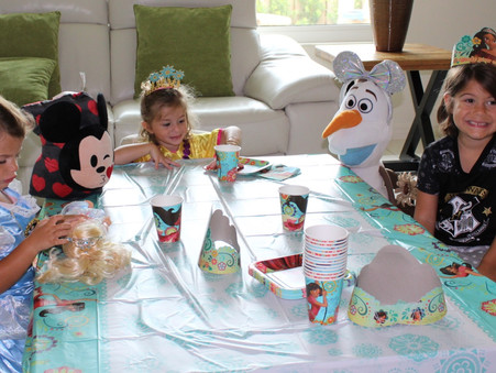 #Nowmorethanever Disney Playdate