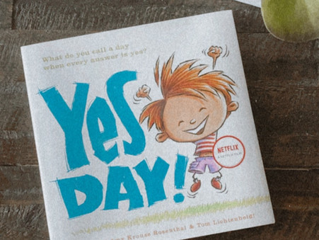 Yes Day! Here's How We Celebrated It