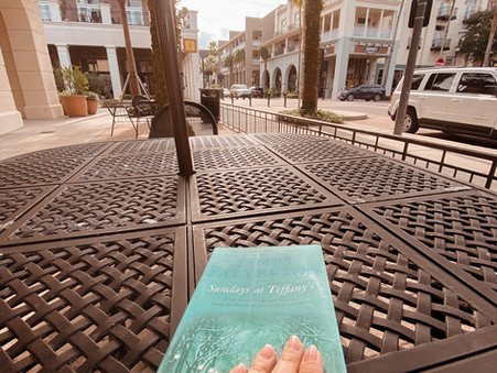 Virtual Book Club: Sundays at Tiffany's