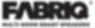 FABRIQ Speaker Logo