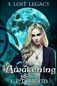 A Lost Legacy: Awakening Book Cover