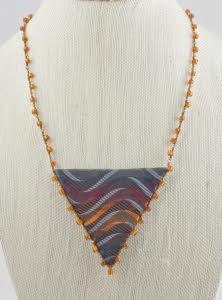 silk triangle orange necklace.jpg