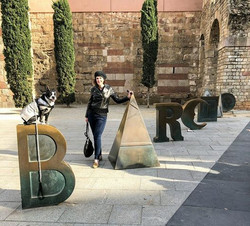 barcelona word