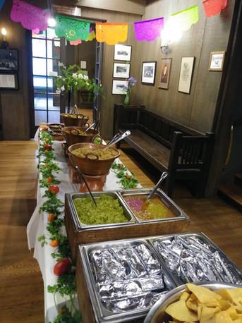 Spring Dinner at Hillside Club