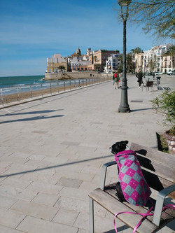sitges view