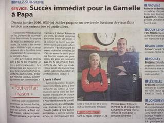 Merci au Journal LA REPUBLIQUE