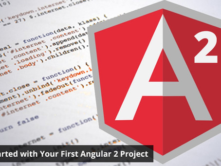 Getting Started with Your First Angular 2 Project
