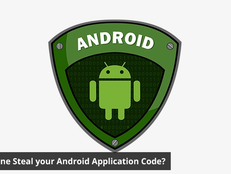Can Someone Steal your Android Application Code?