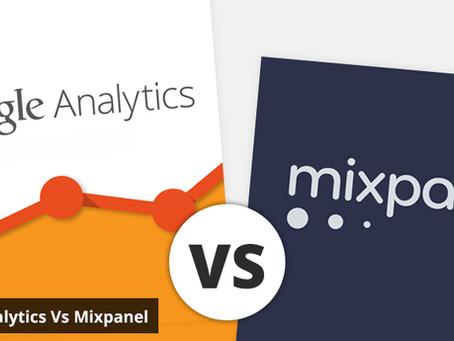 Google Analytics VS Mixpanel