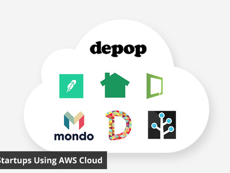 Top 7 Hot Startups Using AWS Cloud