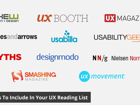 11 UX Blogs To Include In Your UX Reading List